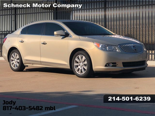 2012 Buick LaCrosse Leather in Plano, TX 75093
