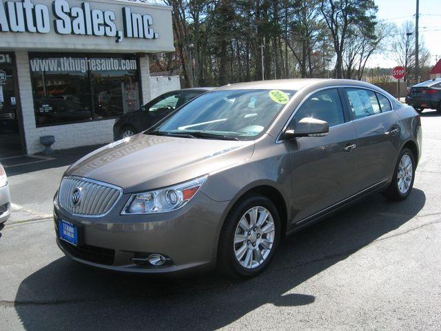 2012 Buick LaCrosse Premium Richmond, Virginia 1