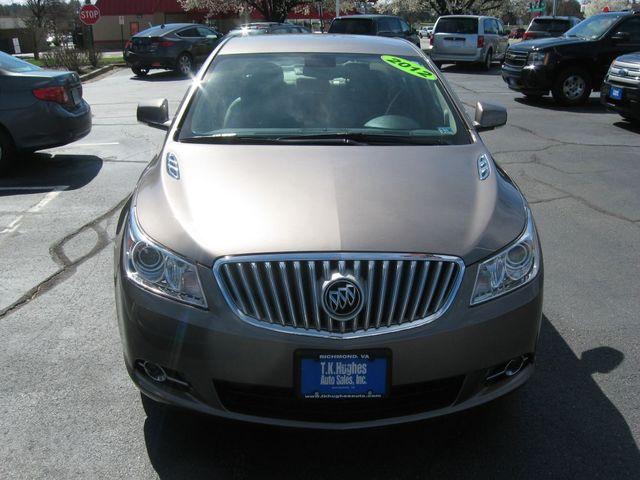 2012 Buick LaCrosse Premium Richmond, Virginia 2