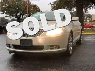 2012 Buick LaCrosse Premium 2 in San Antonio TX, 78233