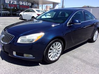 2012 Buick Regal Premium 1  Abilene TX  Abilene Used Car Sales  in Abilene, TX