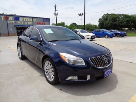 2012 Buick Regal Base in Houston