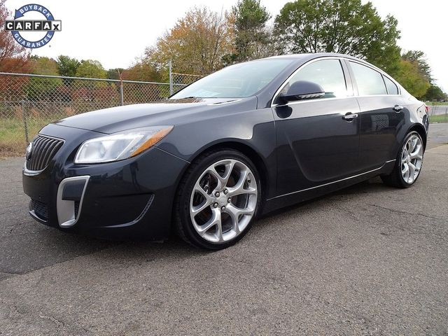 2012 Buick Regal GS Madison, NC 5