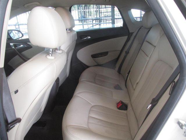 2012 Buick Verano Leather Group Gardena, California 10