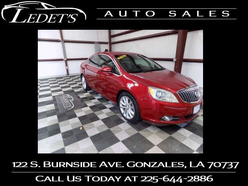 2012 Buick Verano Convenience Group - Ledet's Auto Sales Gonzales_state_zip in Gonzales Louisiana