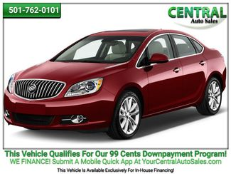 2012 Buick Verano Leather Group   Hot Springs, AR   Central Auto Sales in Hot Springs AR