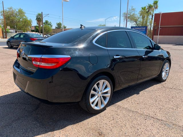 2012 Buick Verano Leather 3 MONTH/3,000 MILE NATIONAL POWERTRAIN WARRANTY Mesa, Arizona 4