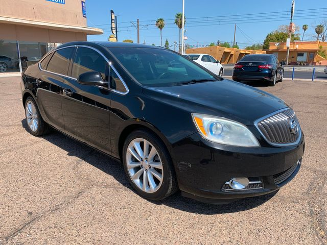 2012 Buick Verano Leather 3 MONTH/3,000 MILE NATIONAL POWERTRAIN WARRANTY Mesa, Arizona 6