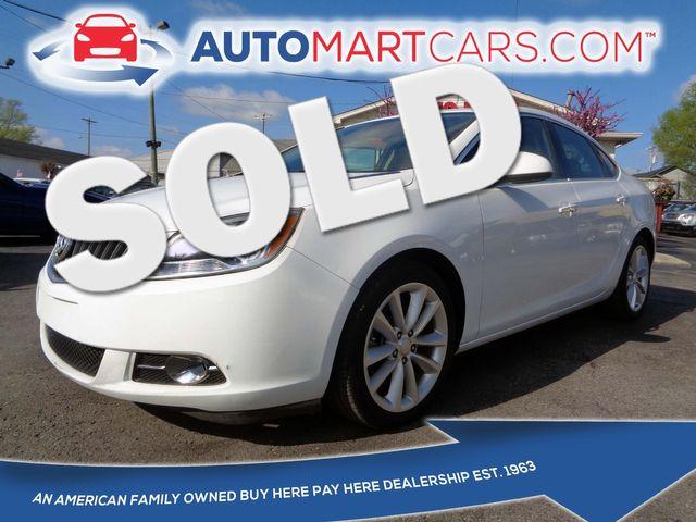 2012 Buick Verano  | Nashville, Tennessee | Auto Mart Used Cars Inc. in Nashville Tennessee