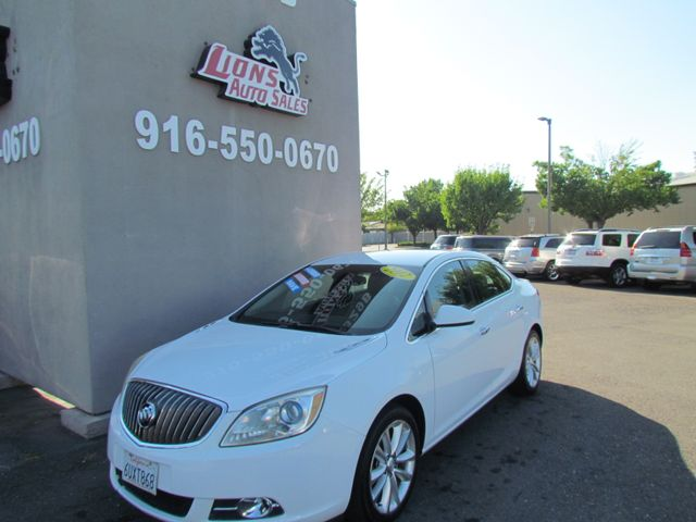 2012 Buick Verano Leather in Sacramento, CA 95825