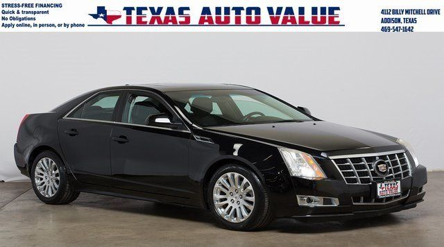 2012 Cadillac CTS Performance in Addison TX, 75001