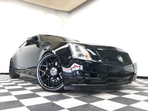 2012 Cadillac CTS Coupe *Premium w/ Navi*Custom Black Rims*   The Auto Cave in Addison, TX