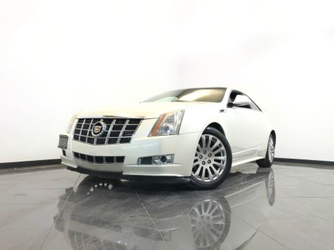 2012 Cadillac CTS Coupe *Performance Coupe AWD w/ Navigation* | The Auto Cave in Addison, TX