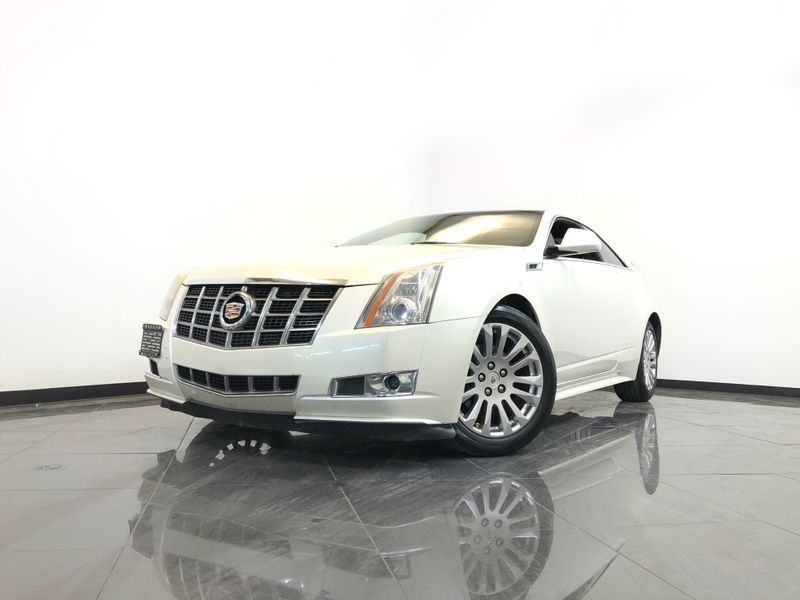 2012 Cadillac CTS Coupe *Performance Coupe AWD w/ Navigation* | The Auto Cave in Addison