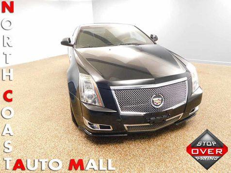 2012 Cadillac CTS Coupe Premium in Bedford, Ohio