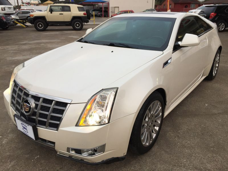 2012 Cadillac CTS Coupe Performance  Brownsville TX  English Motors  in Brownsville, TX