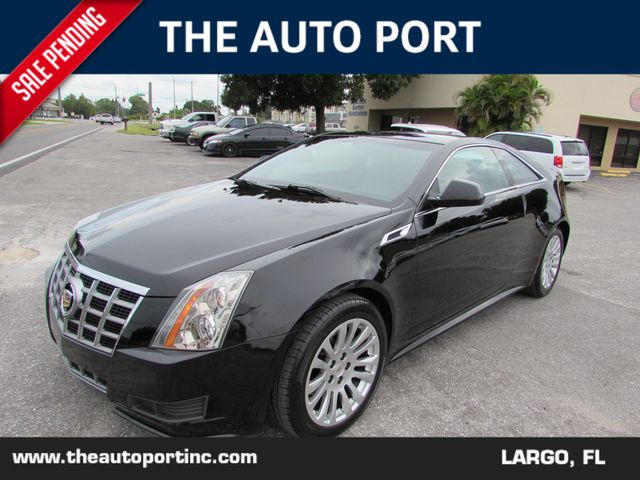 2012 Cadillac CTS Coupe in Clearwater Florida, 33773