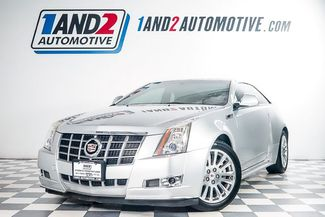 2012 Cadillac CTS Coupe Performance in Dallas TX