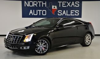 2012 Cadillac CTS Coupe Premium Navigation Heated Cooled Seats in Dallas, TX 75247