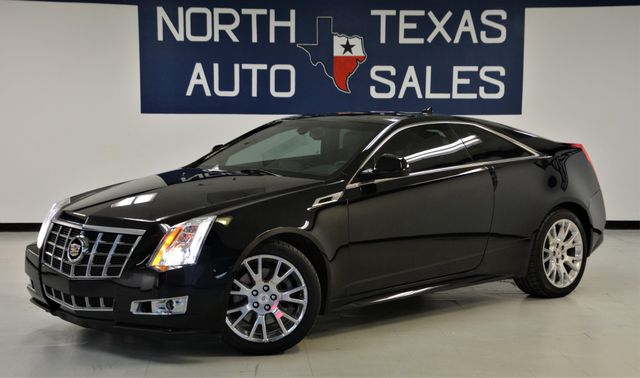 2012 Cadillac CTS Coupe Premium Navigation Heated Cooled Seats