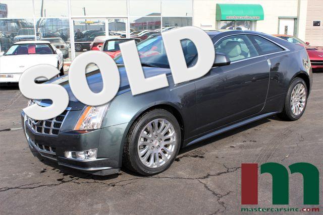 2012 Cadillac CTS Coupe Premium | Granite City, Illinois | MasterCars Company Inc. in Granite City Illinois