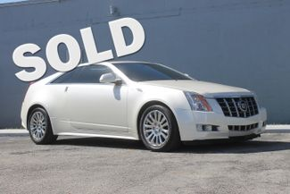2012 Cadillac CTS Coupe Premium Hollywood, Florida