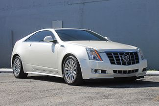 2012 Cadillac CTS Coupe Premium Hollywood, Florida 1