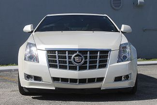 2012 Cadillac CTS Coupe Premium Hollywood, Florida 12