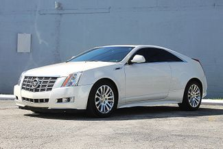 2012 Cadillac CTS Coupe Premium Hollywood, Florida 20