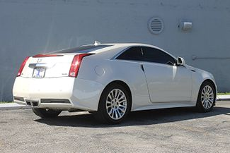 2012 Cadillac CTS Coupe Premium Hollywood, Florida 4