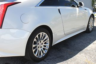 2012 Cadillac CTS Coupe Premium Hollywood, Florida 5