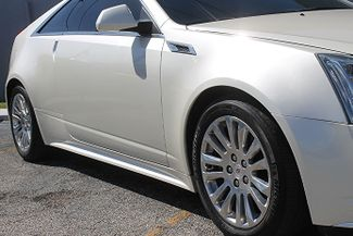 2012 Cadillac CTS Coupe Premium Hollywood, Florida 2