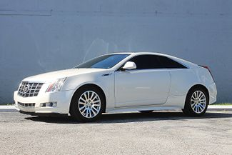 2012 Cadillac CTS Coupe Premium Hollywood, Florida 26