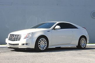 2012 Cadillac CTS Coupe Premium Hollywood, Florida 10