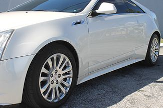 2012 Cadillac CTS Coupe Premium Hollywood, Florida 11