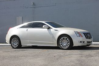 2012 Cadillac CTS Coupe Premium Hollywood, Florida 25
