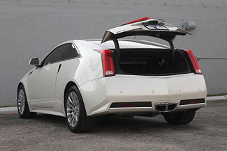 2012 Cadillac CTS Coupe Premium Hollywood, Florida 48