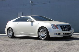 2012 Cadillac CTS Coupe Premium Hollywood, Florida 31