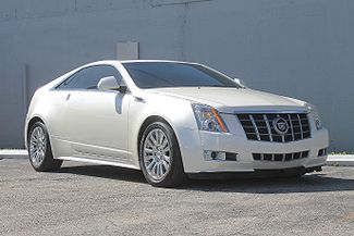 2012 Cadillac CTS Coupe Premium Hollywood, Florida 50