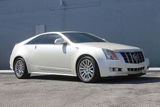 2012 Cadillac CTS Coupe Premium Hollywood, Florida 42