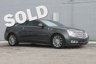 2012 Cadillac CTS Coupe Performance Hollywood, Florida
