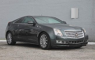 2012 Cadillac CTS Coupe Performance Hollywood, Florida 1