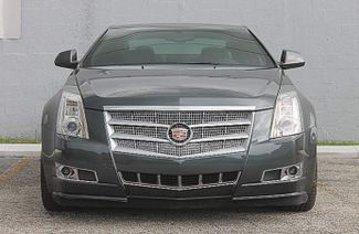 2012 Cadillac CTS Coupe Performance Hollywood, Florida 12