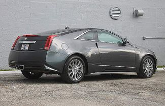 2012 Cadillac CTS Coupe Performance Hollywood, Florida 4