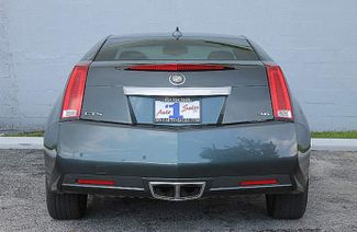 2012 Cadillac CTS Coupe Performance Hollywood, Florida 6