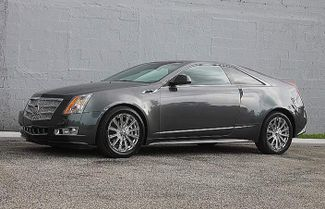 2012 Cadillac CTS Coupe Performance Hollywood, Florida 10