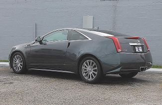2012 Cadillac CTS Coupe Performance Hollywood, Florida 7