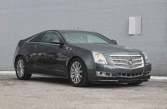 2012 Cadillac CTS Coupe Performance Hollywood, Florida 45