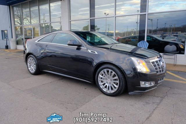 2012 Cadillac CTS Coupe Performance SUNROOF NAVIGATION