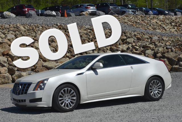 2012 Cadillac CTS Coupe RWD Naugatuck, Connecticut